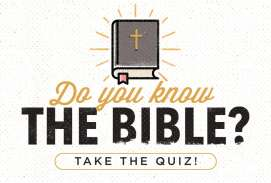 Bible Quizzes